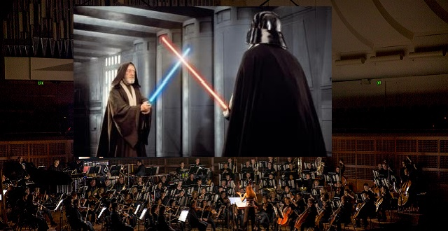 Star Wars and the San Francisco Symphony