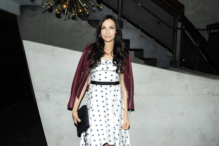 Famke Janssen at The Mailroom, NYC