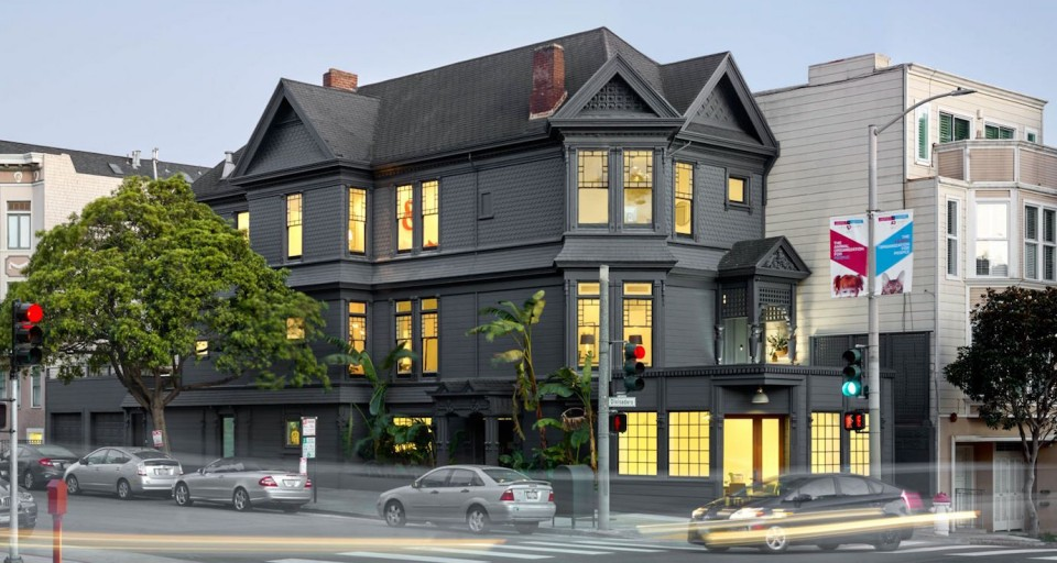 Lion Pub Transformed Into Pac Heights' Hottest New Property