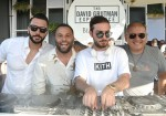 Cedric Gervais, David Grutman, Alesso, & David Lee