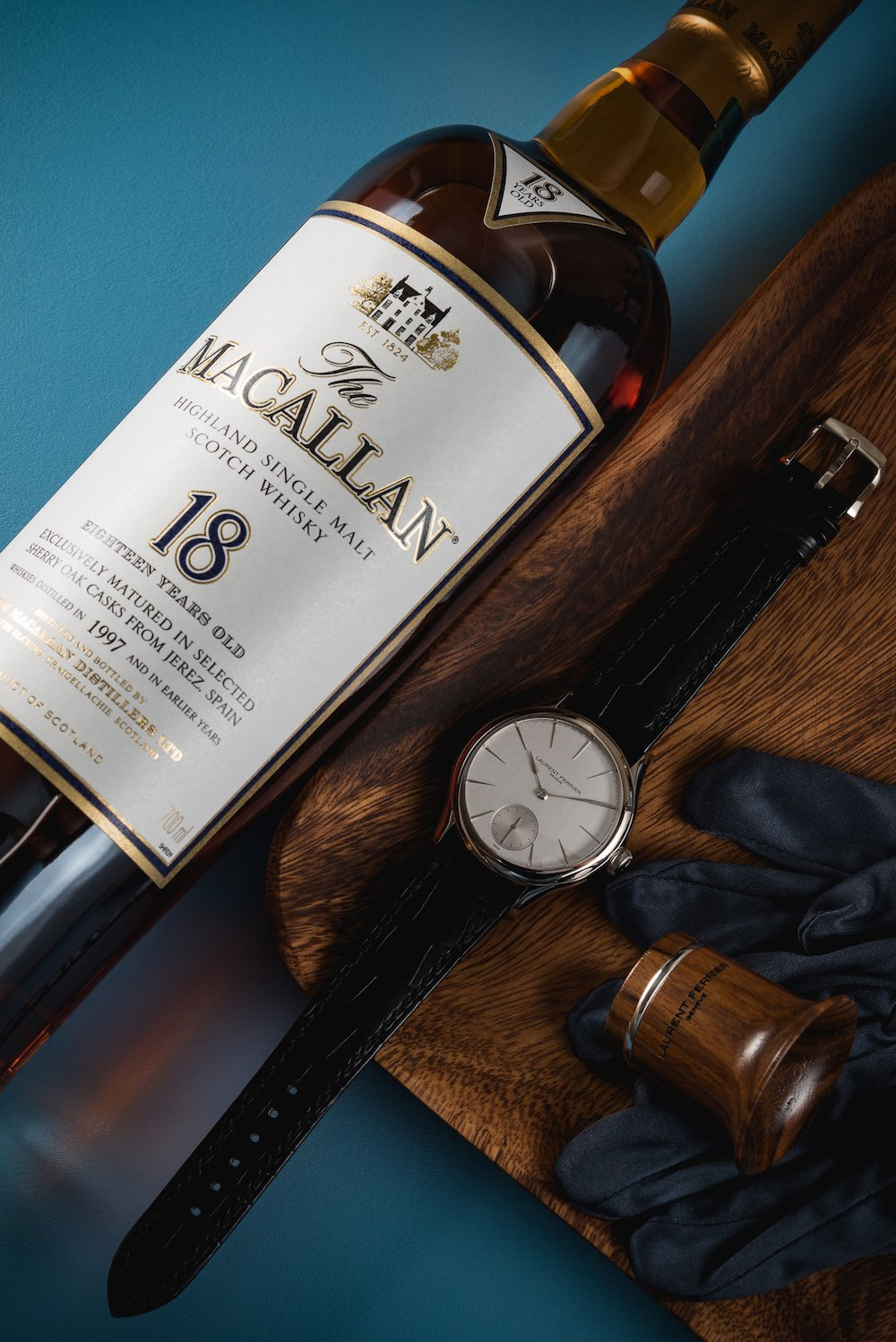 Balance The Macallan Is Third Largest Ing Single Malt Scotch In World And S Whisky Primarily D Oak Seasoned With