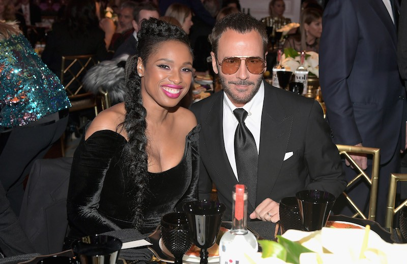 "Jennifer Hudson and Tom Ford attend WCRF's ""An Unforgettable Evening"" Presented by Saks Fifth"