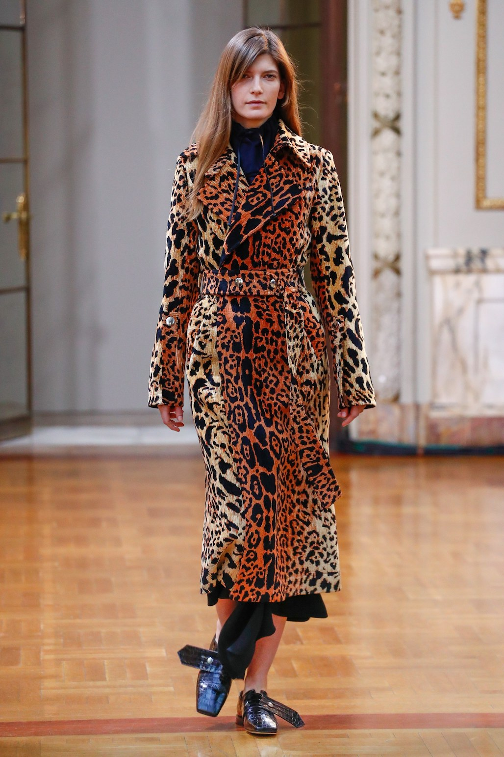 New York Fashion Week news and features British Vogue 32