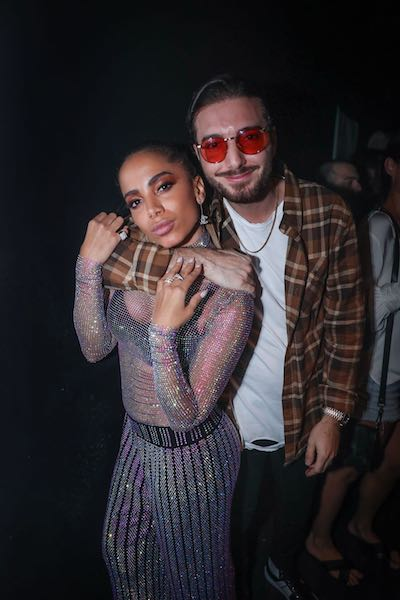 Alesso and Anitta