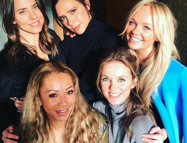 All 5 Members Of The Spice Girl Are Reuniting For A Tour