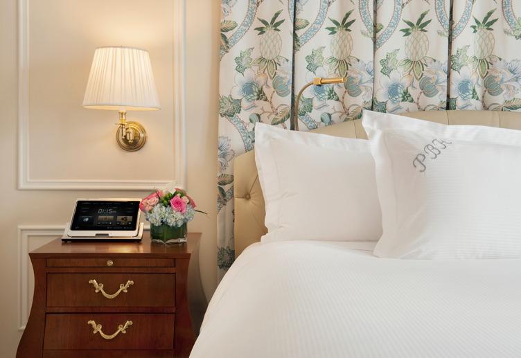 Beverly Suite Bedroom