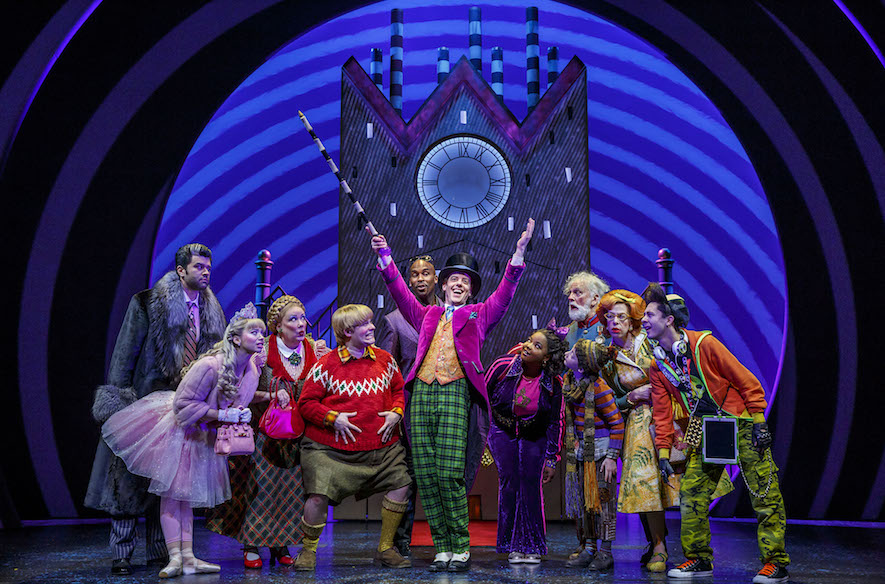 Broadway Las Vegas Series The Smith Center Haute Living Tita Carra