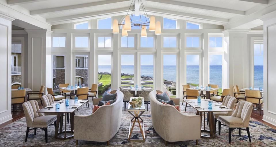 The Ritz-Carlton, Half Moon Bay Debuts New Lobby + Restaurant