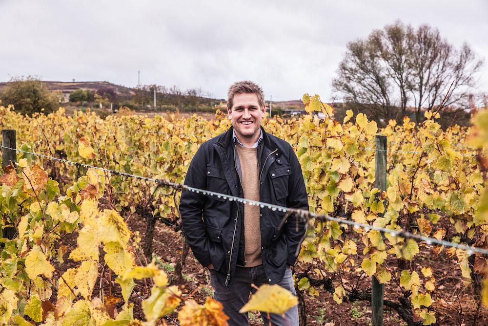 Curtis Stone in Rioja - credit Mikael Vojinovic