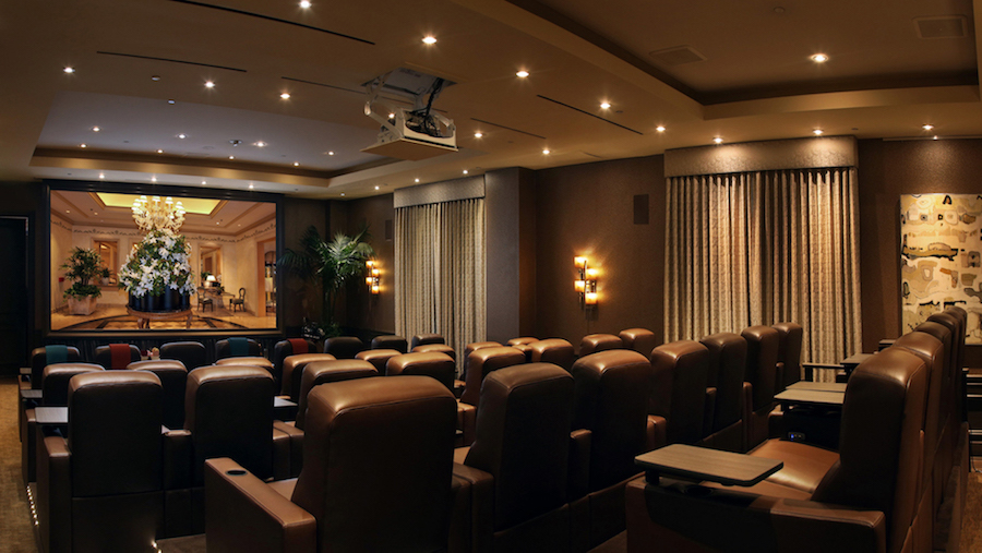 Four-Seasons-Beverly-Hills-Screening-Room