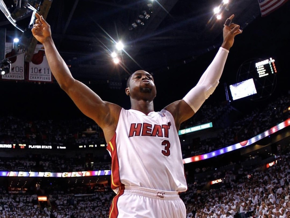 NBA Superstar Dwyane Wade Returns To The Miami Heat