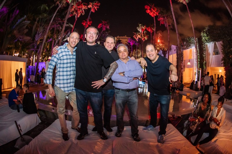 at WME Chef After Party at Delano for South Beach Wine & Food Festival 18' on Thursday, February 22, 2018.