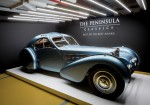 Mullin Automotive Museum 27s 1936 Bugatti Type 57SC Atlantic