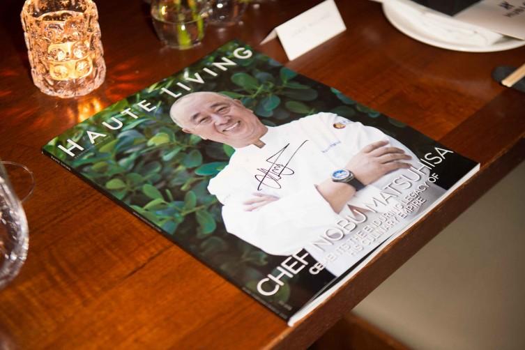 Haute Living Magazines