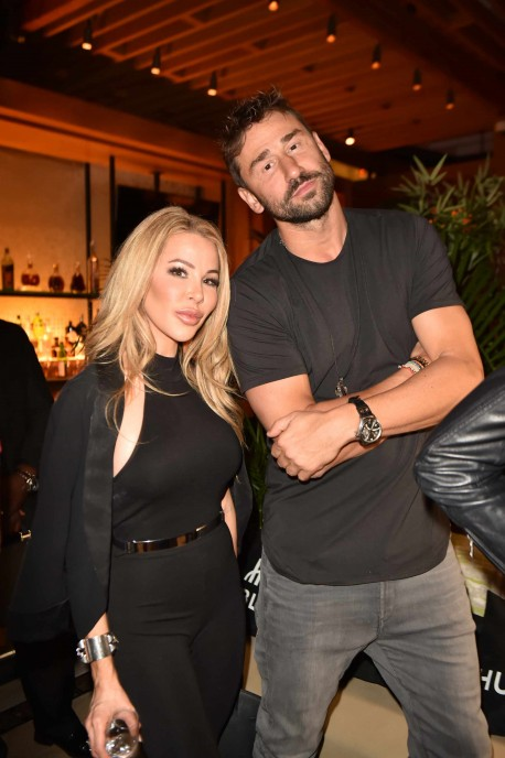 Lisa Hochstein and Marko Jaric