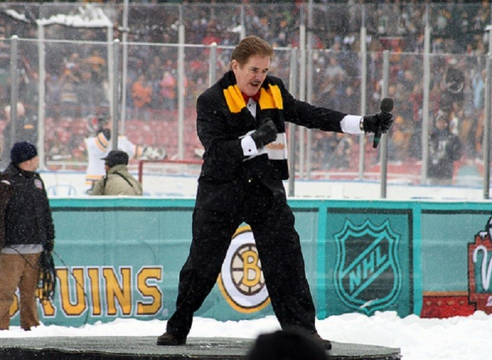 Boston Bruins Anthem Singer Rene Rancourt Dishes On Retirement And Ending On A High Note