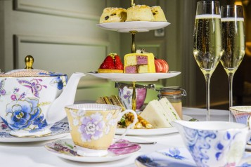 Royal Afternoon Tea at The Arch London (2)