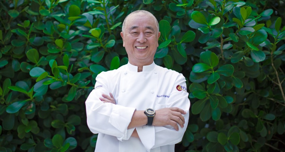 Chef Nobu Matsuhisa On His Expanding Empire And How He's Cementing His Legacy