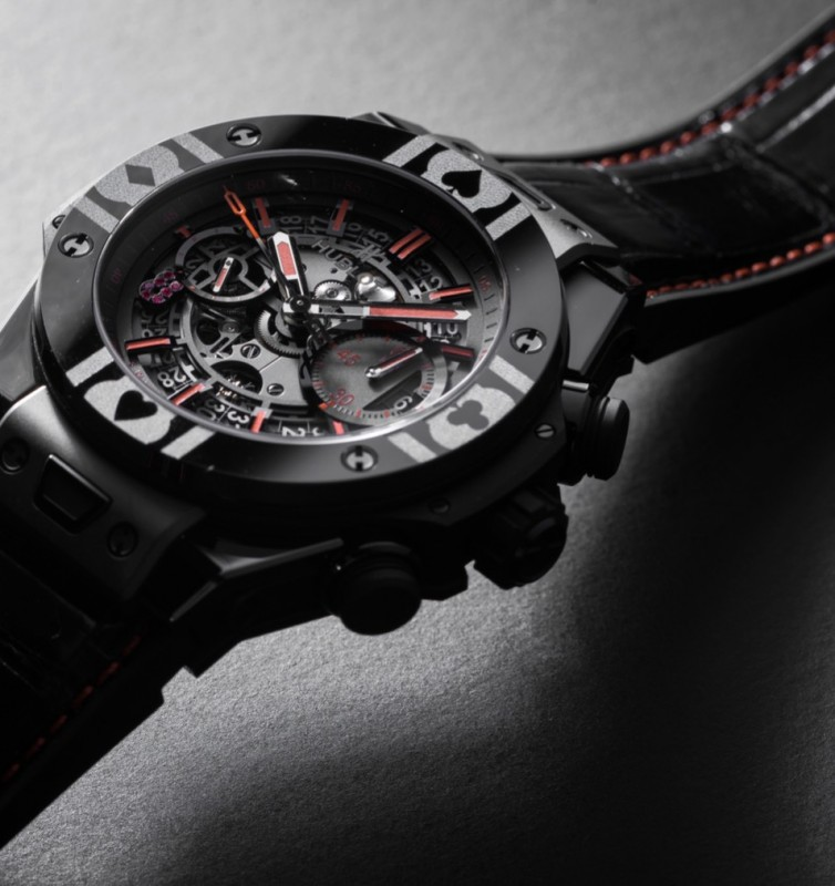 Hublot Big Bang Unico World Poker Tour Limited Edition