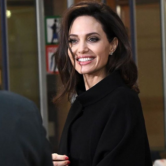 Angelina Jolie Encourages Her Children To Live Life With Purpose