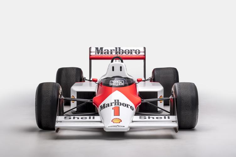 1987 McLaren TAG Porsche