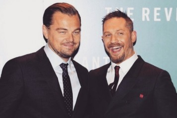 Tom Hardy Loses Bet To Leonardo DiCaprio And Gets Tattooed