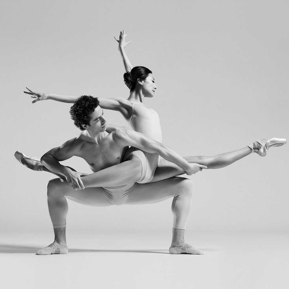 Principal dancers Yuan Yuan Tan and Vitor Luiz