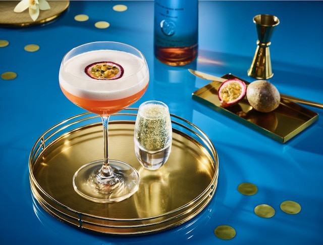 Ciroc Star Martini