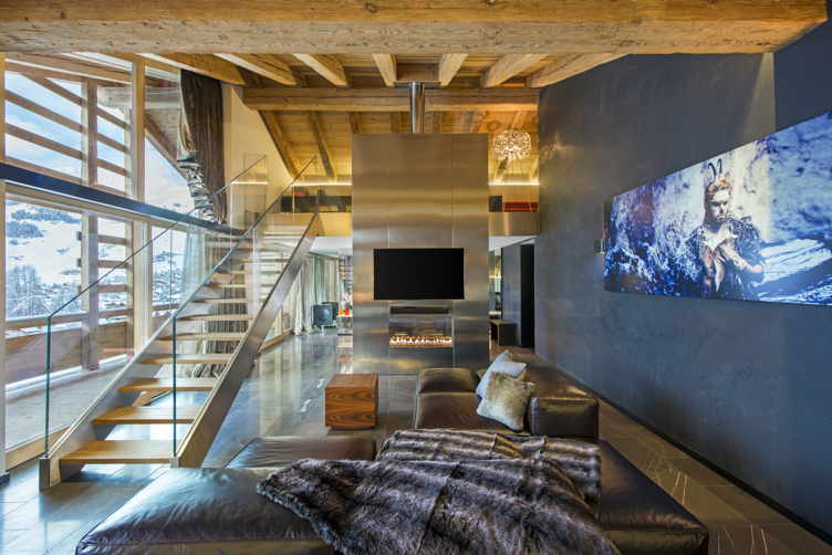 W Verbier WOW suite