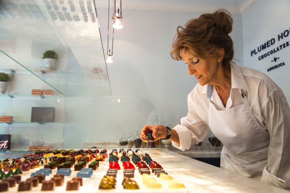 Chocolatier Angelica