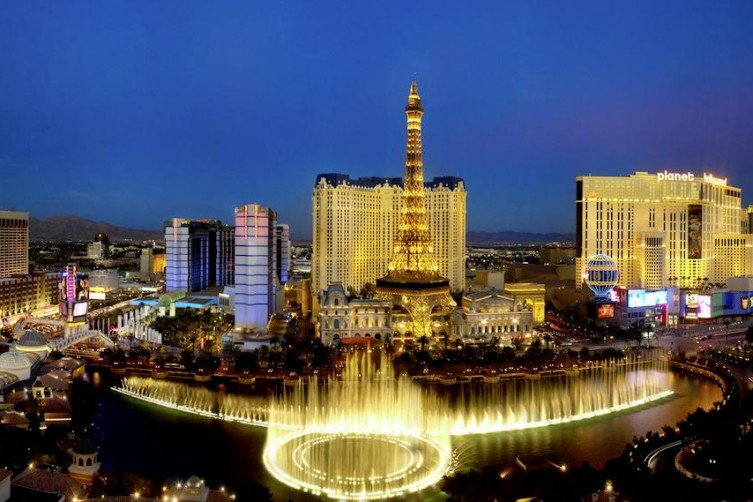 Most Romantic Places To Celebrate Valentine's Day In Las Vegas