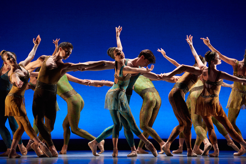 SF Ballet in Wheeldon's Within the Golden Hour at last year's festival