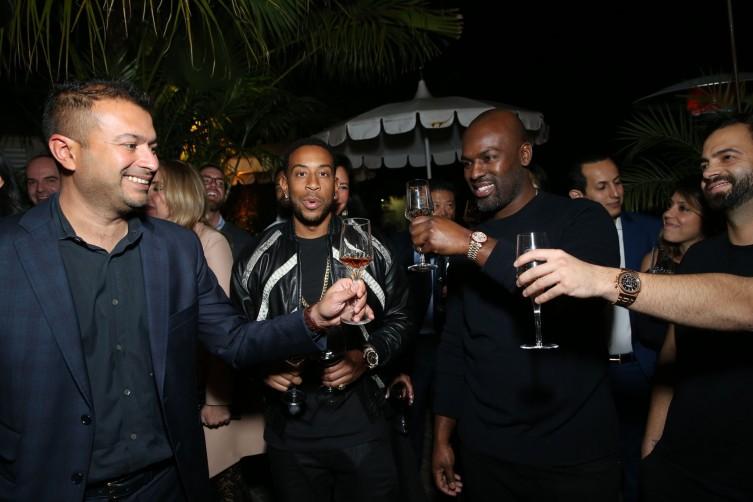 Kamal Hotchandani, Ludacris, Corey Gamble