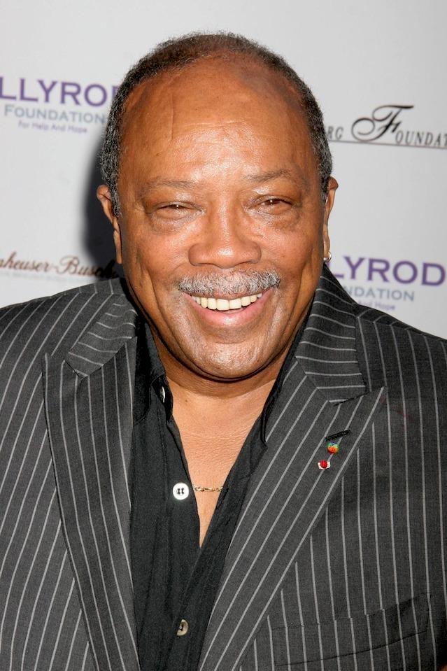 Quincy Jones Interview Haute Living Tita Carra
