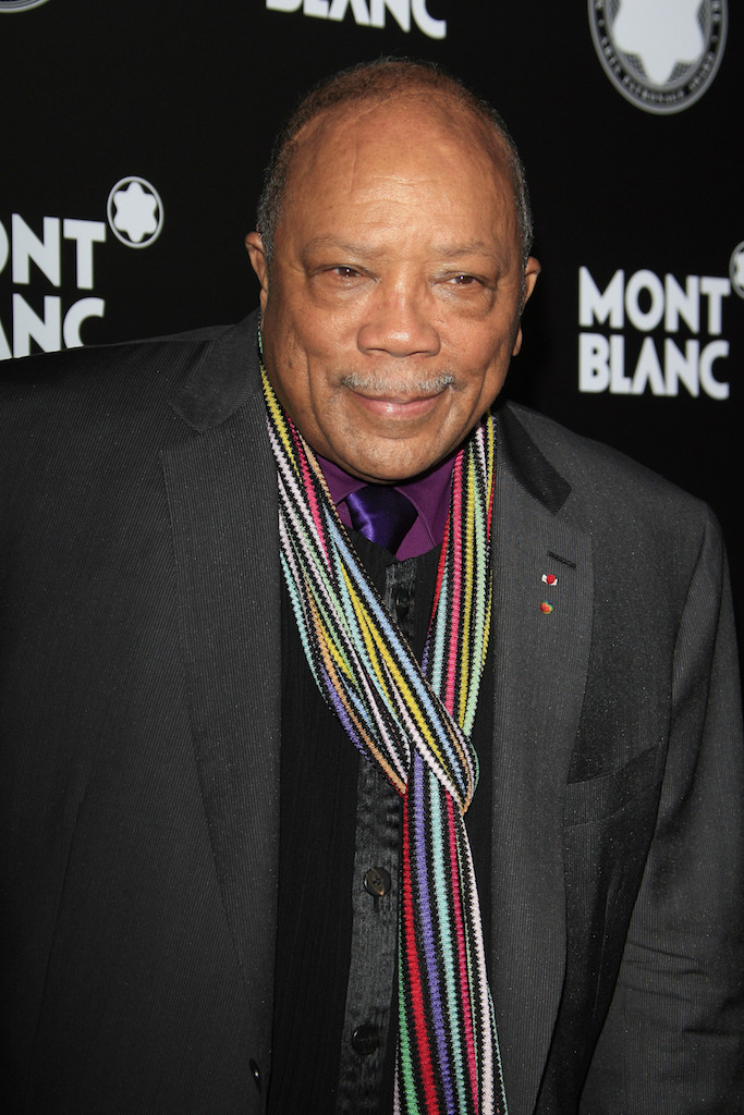 Quincy Jones Says Michael Jackson Is A Thief And Joe Jackson Reacts