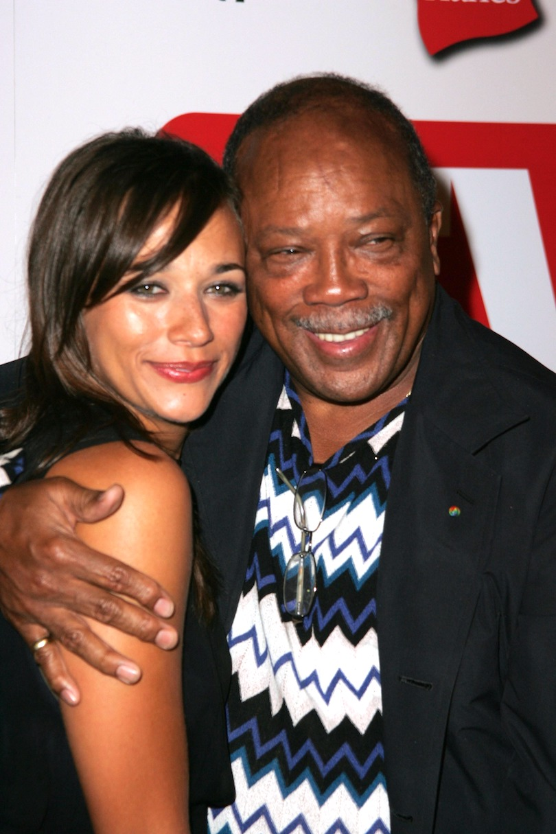Quincy Jones Interview Haute Living Tita Carra
