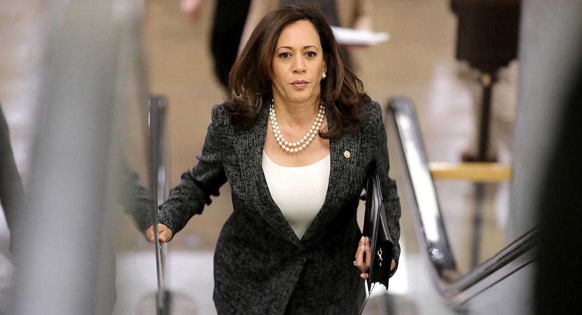 Senator Harris