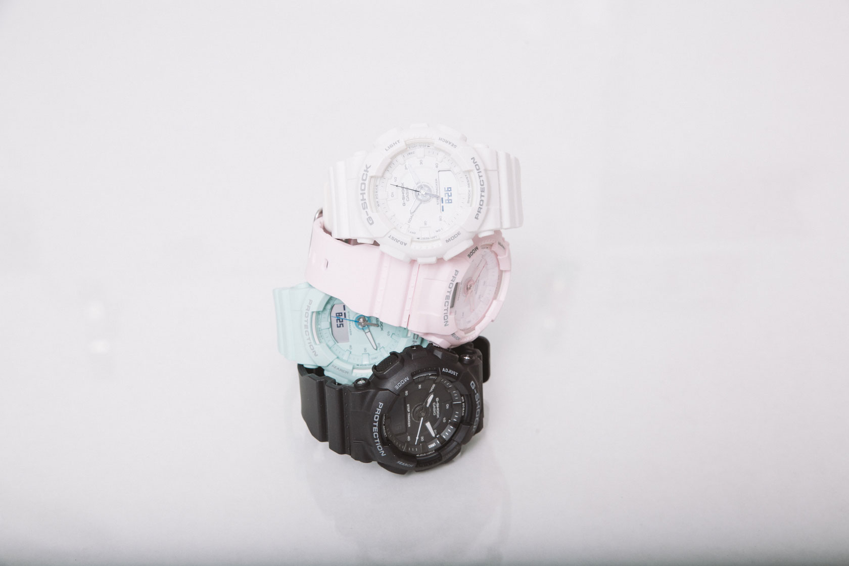 The new G-Shock Series S watch by Casio