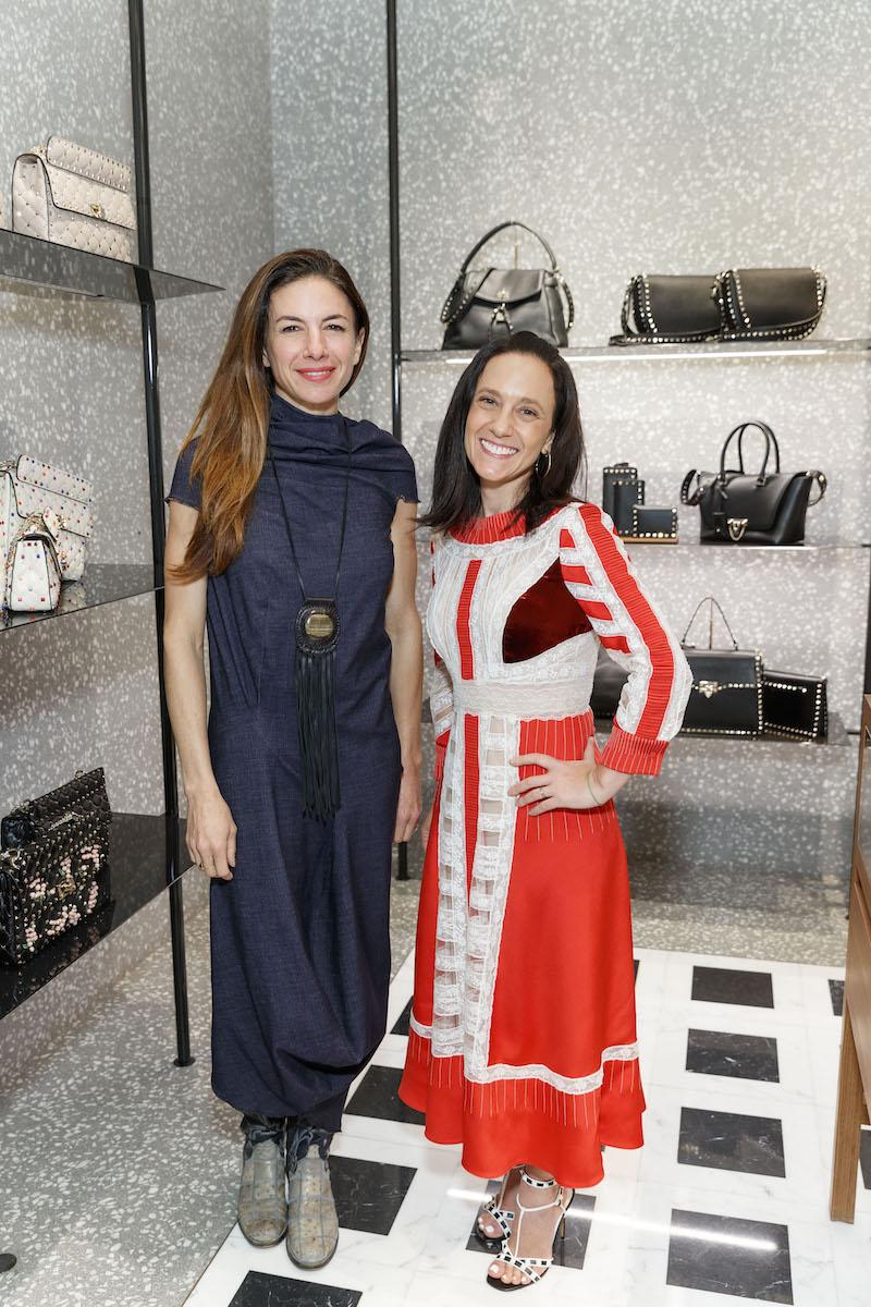 Sabrina Buell and Becca Prowda