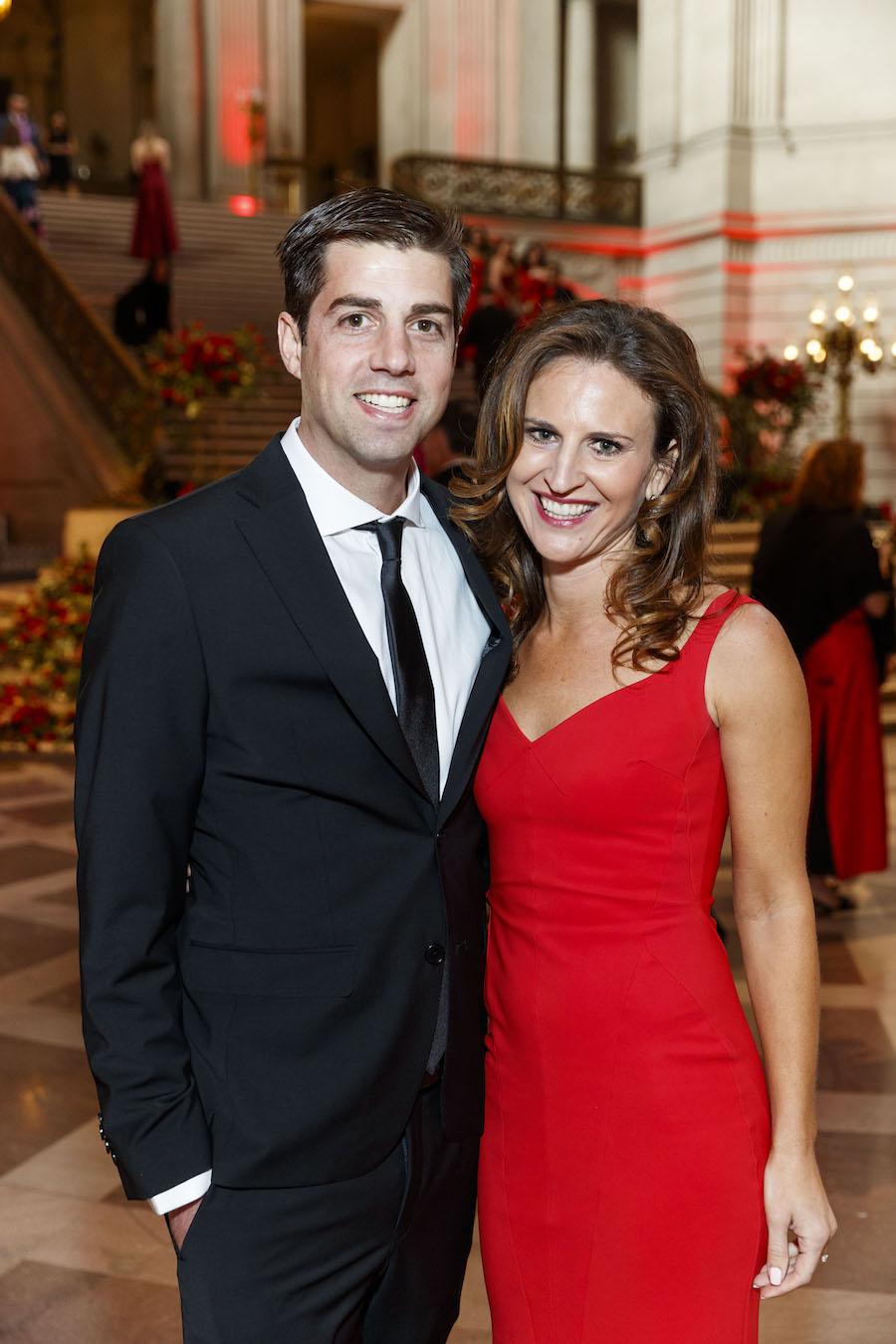 Austin Wade and Jennifer Wade