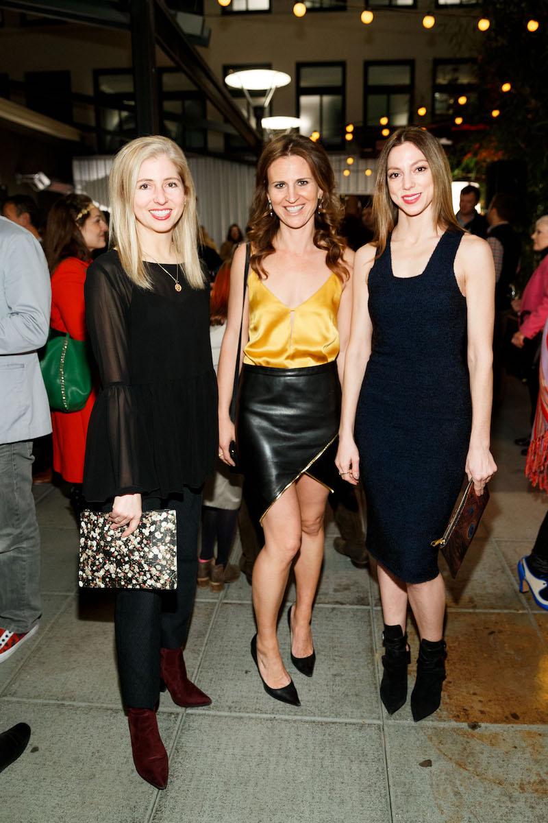 Lisa Hedden, Jenn Wade and Marissa Hedden