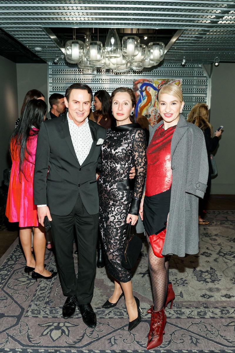 Joel Goodrich, Clara Shayevich and Navid Armstrong