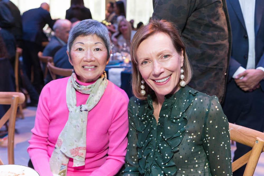 Lynn Ogata and Liz Willingham