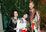SAN FRANCISCO, CA - March 6 -  Mathilde Froustey, Yuka Uehara and Devlin Shand attend Tokyo Gamine Capsule Collection Launch on March 6th 2018 at Dirty Habit in San Francisco, CA (Photo - Drew Altizer)