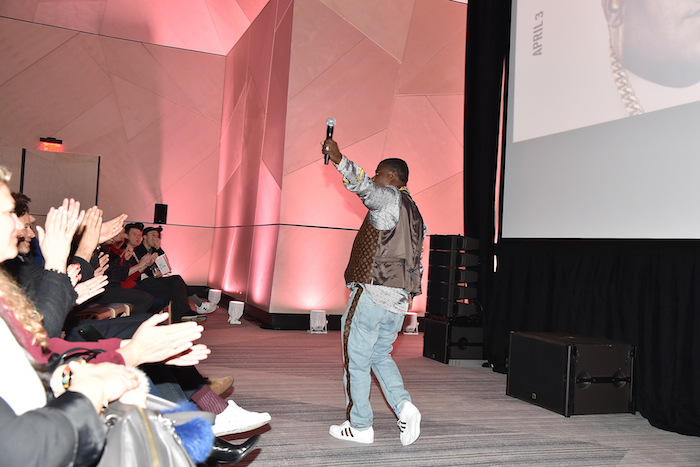"""Tracy Morgan and TBS host the premiere of """"The Last O.G."""" at The William Vale, Brooklyn, NY"""