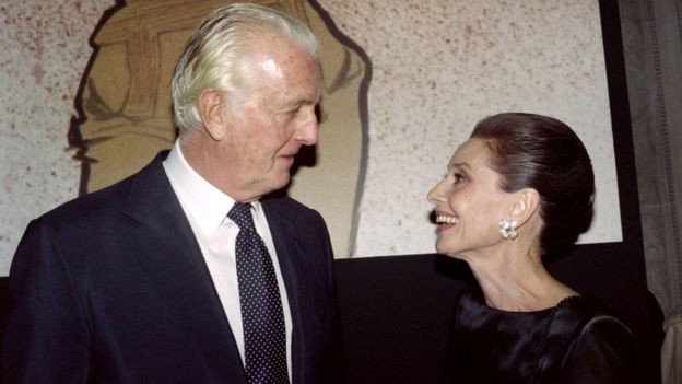 Iconic French Fashion Designer, Hubert De Givenchy, Dies At Age 91