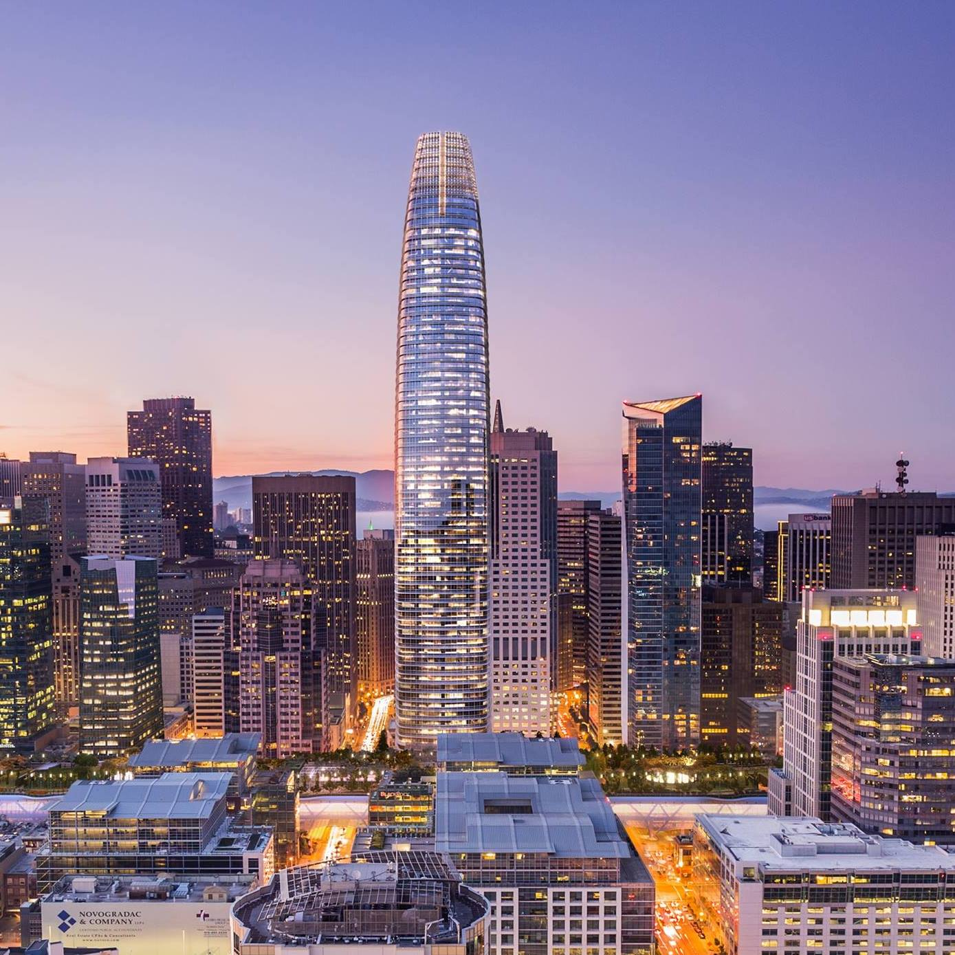 The Salesforce Tower