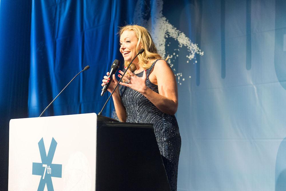 Suzanne McKechnie Klahr at the 2017 Build Gala 2017