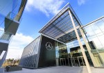 General images of the new Mercedes-Benz USA corporate headquarters on March 15, 2019 in Sandy Springs, GA. (Paul Abell/Abell Images for Mercedes-Benz USA)