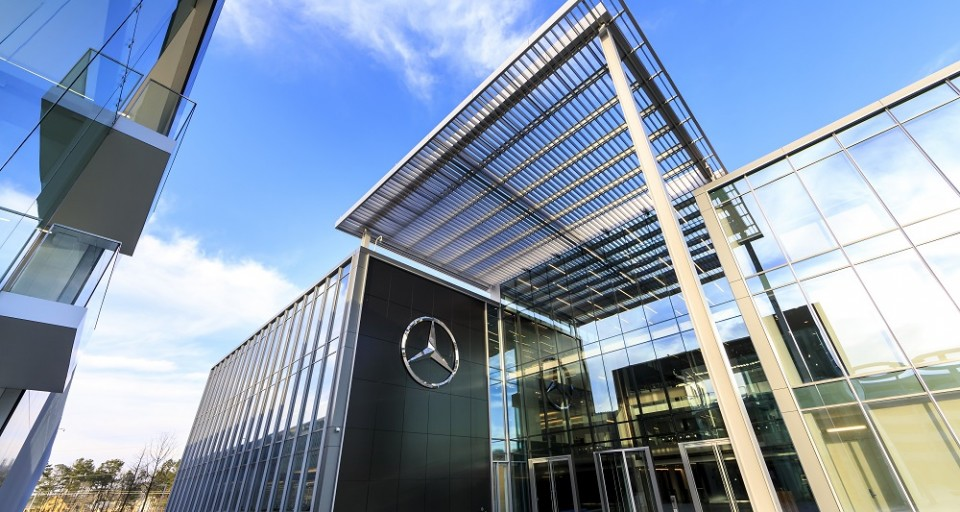 Atlanta Welcomes Mercedes-Benz USA Headquarters